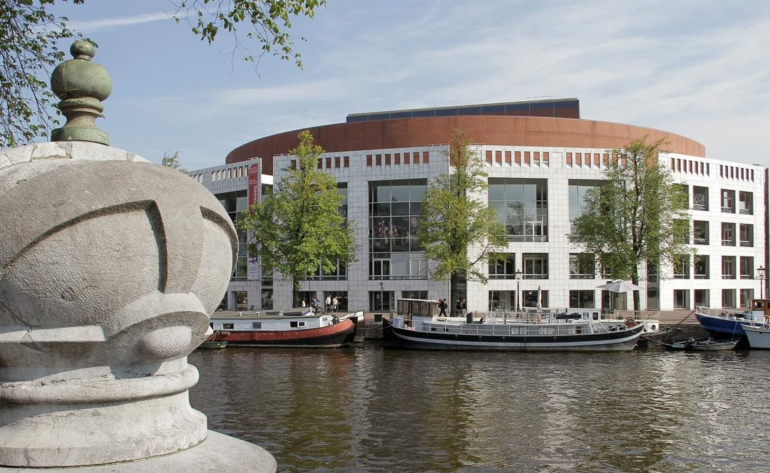 Besloten bijeenkomst gemeente Amsterdam